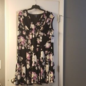 NWT 20W Sleeveless Dress from Chaps